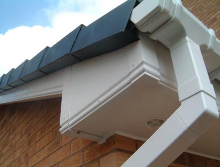 Guttering Roof Repair