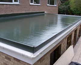 Grp Glass Roofing Roof Repair