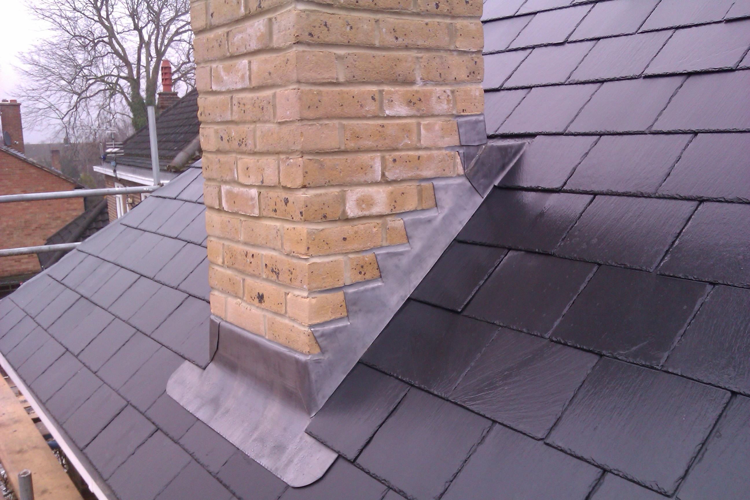 Leadwork Roof Repair